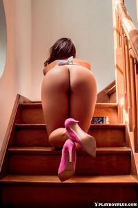 Brazilian Playboy Playmate Nuelle Alves 15