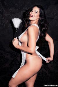 Brazilian Playboy Playmate Nuelle Alves 17