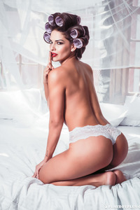 Brazilian Playboy Playmate Nuelle Alves 18
