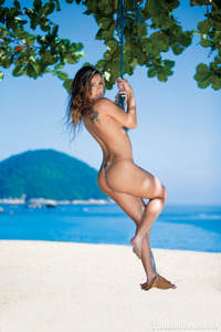 Marcella Matos In Playboy Brazil 06