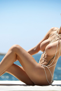 Bozana Vujinovic In Playboy Croatia 02