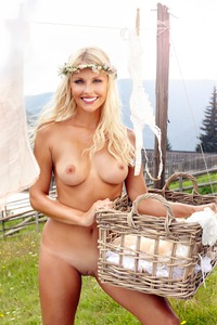 DENISE COTTE IN PLAYBOY GERMANY 06