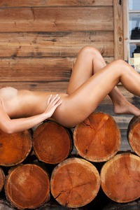 DENISE COTTE IN PLAYBOY GERMANY 13