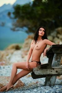 Sofia Sarotchinskaya Sexy Playboy Babe 10