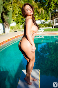 Danielle Robinson - Pool Time Fun 13