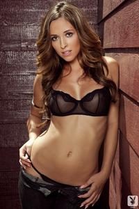 Sexy Playboy Babe Jessika Alaura 00