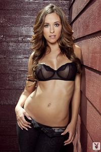 Sexy Playboy Babe Jessika Alaura 10