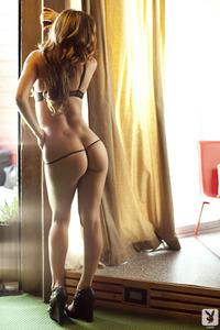 Sexy Playboy Babe Jessika Alaura 16
