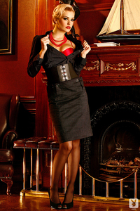 Cybergirl Natasha Marley Elegant Woman 02