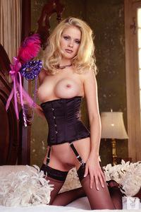 Sexy Playmate Kristi Cline 07