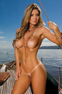 Busty Playboy Babe Viviane Bordin 04