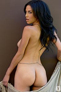 Beautiful Exotic Playmate Kylie Johnson 12