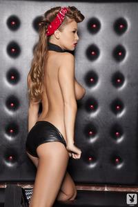Cybergirl Leanna Decker Backstage Babe 02