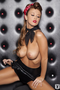 Cybergirl Leanna Decker Backstage Babe 17