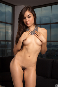 Sasha Grey Sexy Playboy Photos 02