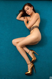 Sasha Grey Sexy Playboy Photos 10
