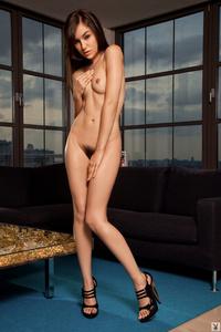 Sasha Grey Sexy Playboy Photos 12