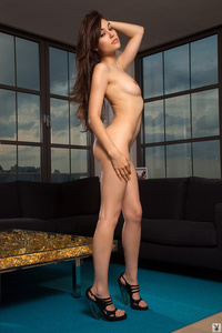 Sasha Grey Sexy Playboy Photos 17