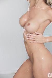 Nice Boobed Jessie Ann - Bubble Bath Babe 11