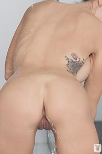 Nice Boobed Jessie Ann - Bubble Bath Babe 12