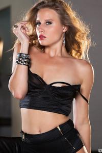 Beautiful Playboy Babe Sascha Aleksander Guilty Pleasures 01