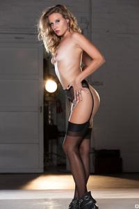Beautiful Playboy Babe Sascha Aleksander Guilty Pleasures 14