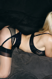 Hot Blond Cybergirl Dani Mathers Midnight Invite 00