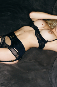 Hot Blond Cybergirl Dani Mathers Midnight Invite 05