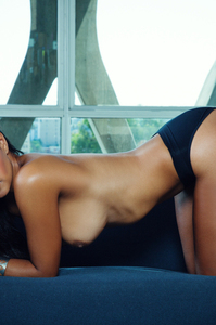 Cybergirl Jeannie Santiago BMX Babe 04