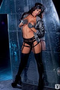 Beautiful Cybergirl Ana Cheri Hot Pilot 01