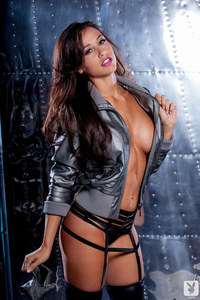 Beautiful Cybergirl Ana Cheri Hot Pilot 02
