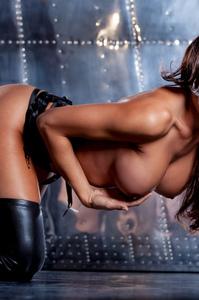 Beautiful Cybergirl Ana Cheri Hot Pilot 09