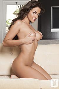 Playboy Babe Rebecca Lynn Sensual Appetite 13