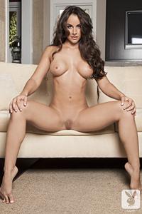 Playboy Babe Rebecca Lynn Sensual Appetite 15