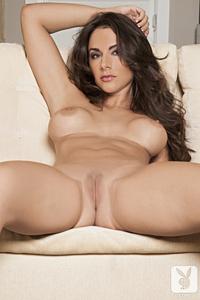 Playboy Babe Rebecca Lynn Sensual Appetite 17