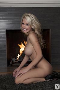 Blond Cybergirl Jessie Ann Hot Spot 07