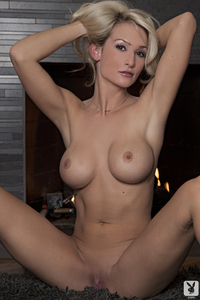 Blond Cybergirl Jessie Ann Hot Spot 13
