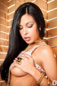 Sexy Playboy Cybergirl Daniella Dior - Cabin Fever 01