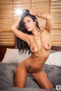 Sexy Playboy Cybergirl Daniella Dior - Cabin Fever 08