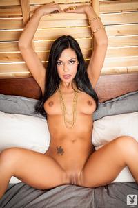 Sexy Playboy Cybergirl Daniella Dior - Cabin Fever 14