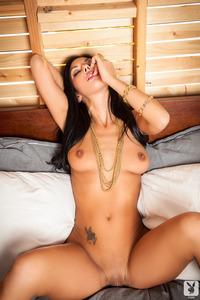 Sexy Playboy Cybergirl Daniella Dior - Cabin Fever 17
