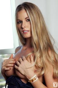 Playboy Beauty Babe Lena Erickson Southern Flame 07