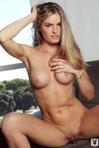 Playboy Beauty Babe Lena Erickson Southern Flame 17