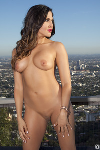 Lovely Brunette Babe Heidie Rosa Hot Nude Gallery 15