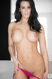 Busty Playboy Cybergir Jessie Shannon Nude Gallery 06