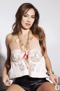 Playboy Amateur Babe Cristal Cray - Latin Keys 01