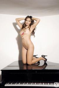 Playboy Amateur Babe Cristal Cray - Latin Keys 17