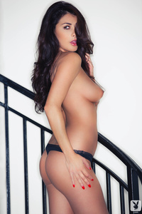 Sexy Latina Cybergirl Anna Lynn Hot Nude Gallery 06