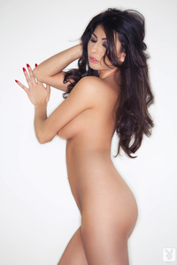 Sexy Latina Cybergirl Anna Lynn Hot Nude Gallery 13
