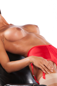 Busty Playboy Cybergirl Ana Cheri Hot Nude Photos 08